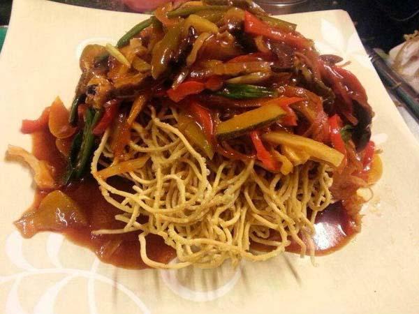 Beef Chop Suey Recipe Food Network