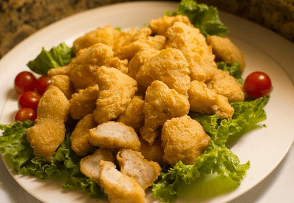 How to Make Chicken Chunks