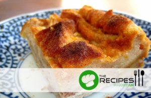 Old-Fashioned Bread Pudding Recipe