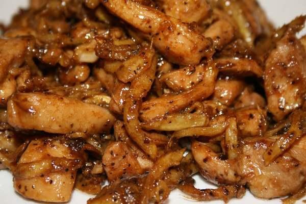 Best Chicken Ginger Recipe