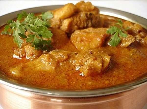 Restaurant Style Chicken Korma Recipe