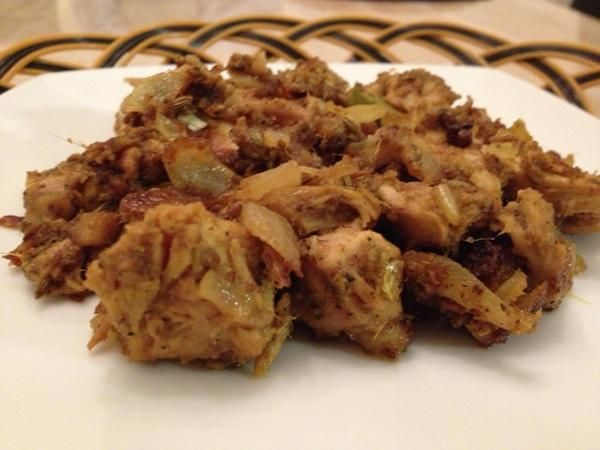Salted Chicken Karahi