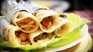 How to Make Chicken Roll Paratha