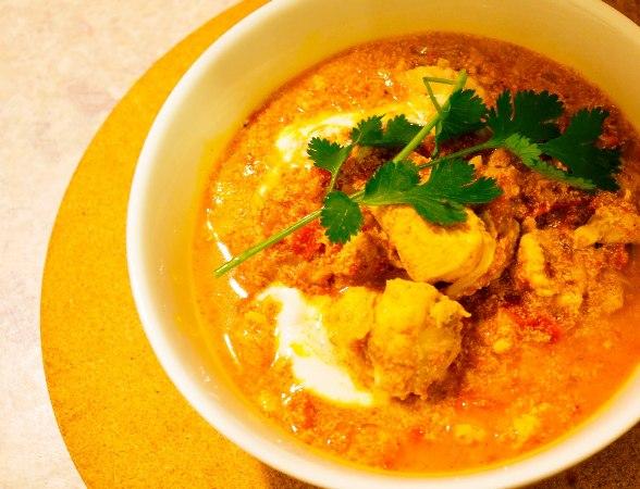 Chicken Yogurt Curry - Yogurt Chicken Curry