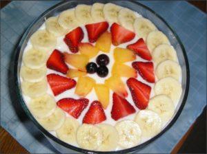Fruit Yogurt Recipe