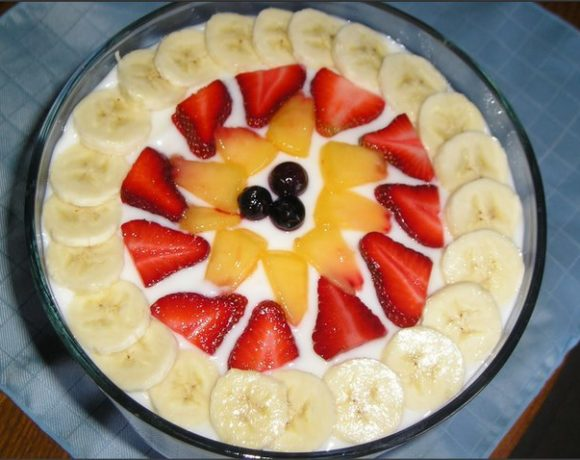 Fruit Yogurt Recipe