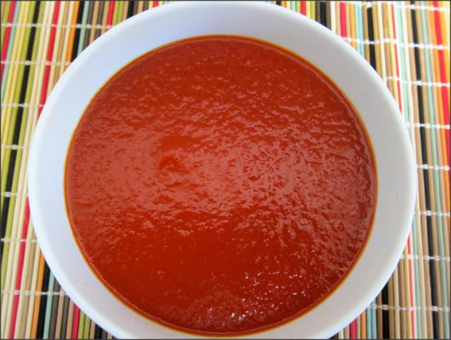 Easy Homemade Tomato Ketchup Recipe