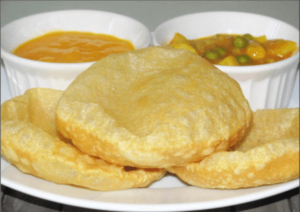 How to Make Poori paratha