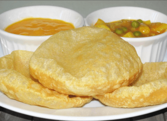How to Make Poori paratha