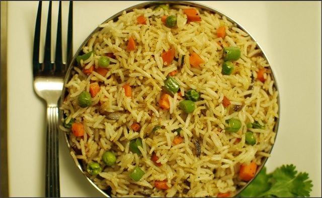 Vegetable fried rice recipe pakistani food recipes vegetable fried rice recipe ccuart Images
