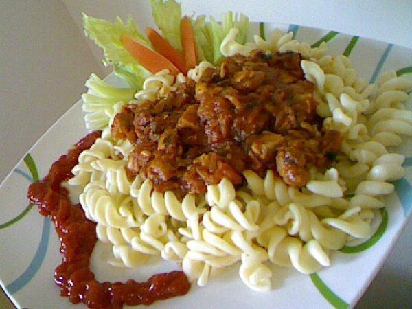 Easy Chicken Pasta Recipe