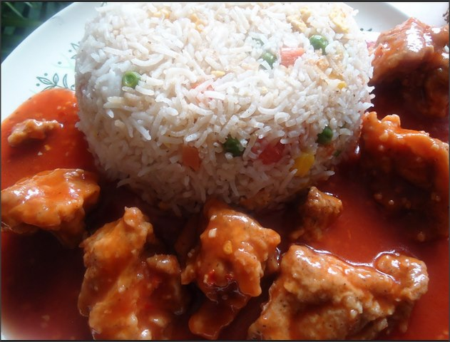 Chicken Manchurian by Chef Zakir
