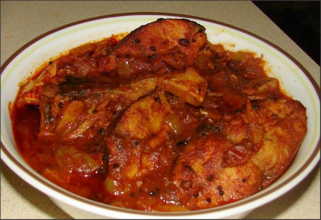 Achari Fish