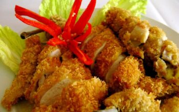 Moyo Fried Chicken Recipe