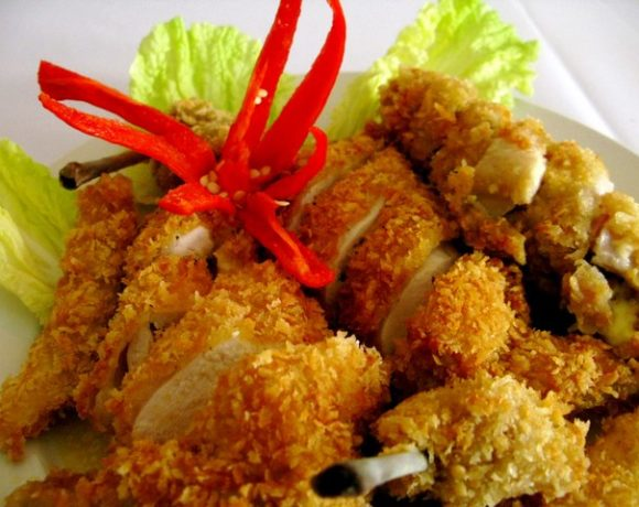 Moyo Fried Chicken Recipe