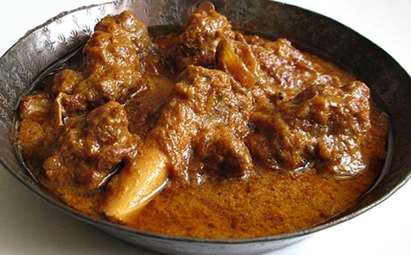 Homemade Degi Mutton Korma
