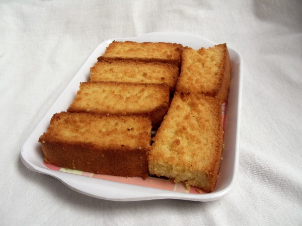 Homemade Cake Rusk Recipe