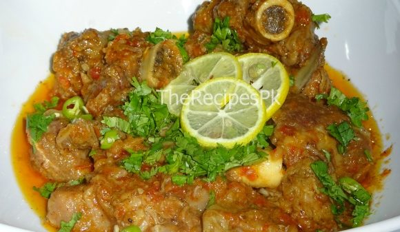 Special Mutton Karahi Recipe