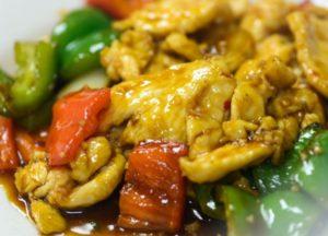 Easy Chinese Walnut Chicken