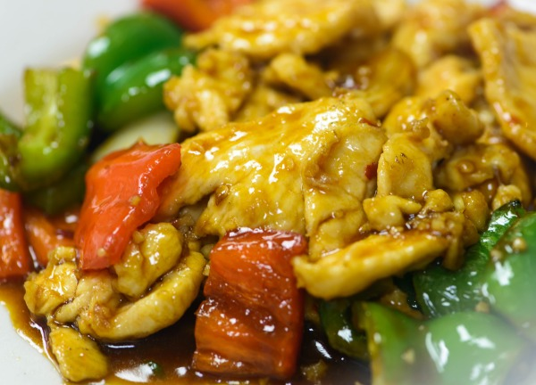 Easy Chinese Walnut Chicken
