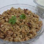 Chane, Anda, Kabab Masala Recipe