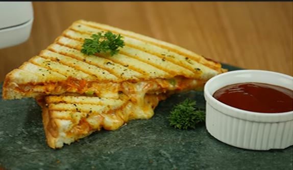 Pizza Sandwich Recipe