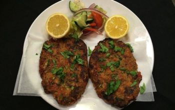 Chappli Kabab Recipe