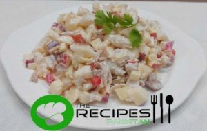 How to Make Pineapple Chicken Salad