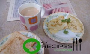 How to Make cheese-omelette