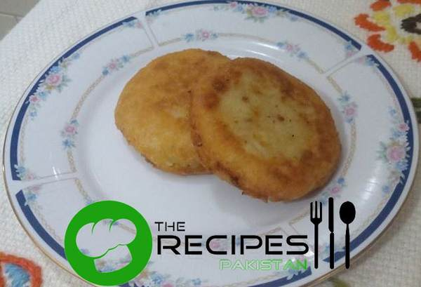 Home Stuffed Potato Cutlets