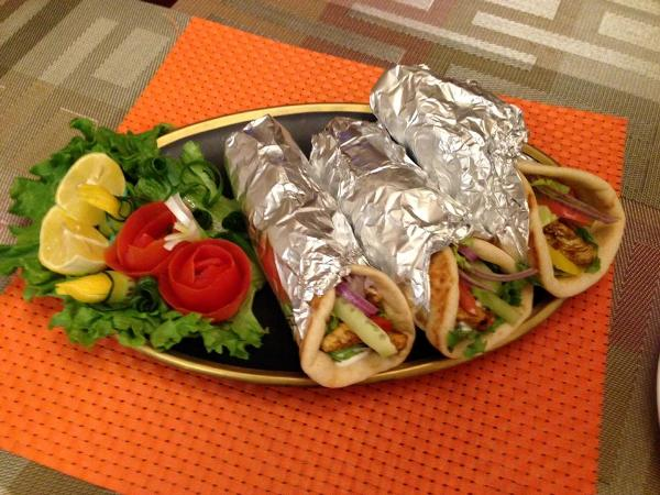 Homemade Chicken Shawarma Recipe