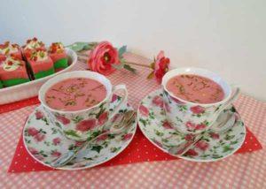 Pink Tea - Kashmiri Chai Reci[e