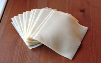 Basic Wonton Wrappers