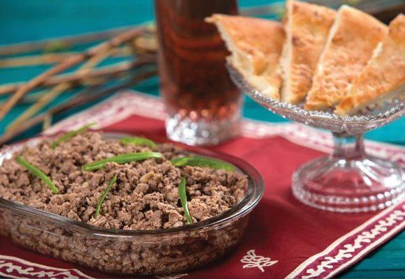Seekh Kebab Qeema Karahi