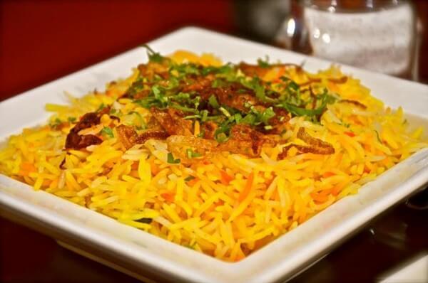 Spicy Arabic Rice
