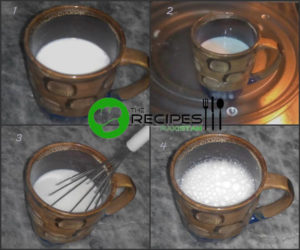 Steps to Froth Milk For Coffee