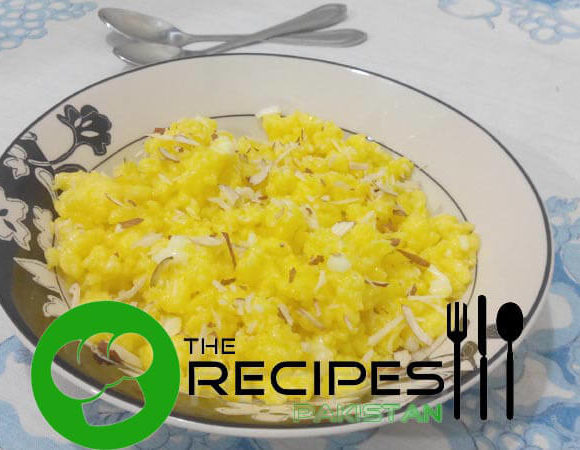 Homemade Egg Halwa