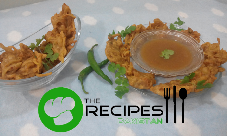 Chicken and Vegetables Pakora