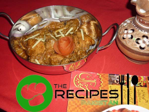 Balti Goshat Recipe