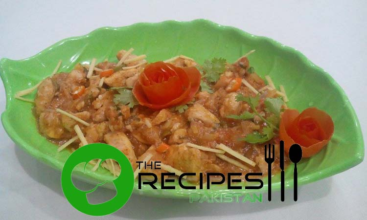 Easy chicken ginger recipes pakistani food recipes ginger chicken forumfinder Images