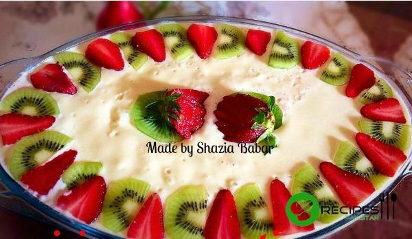 Mocha Dessert with White Ganache