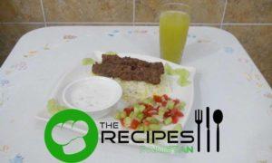 How to Make Turkish Adana Kebabs