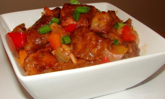 Himalaya Fish Curry