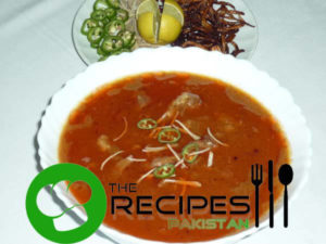 Homemade Mutton Nihari
