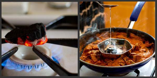 How to Give Smoky Aroma to Food
