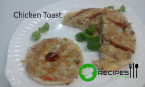 How to Make Chicken Toast