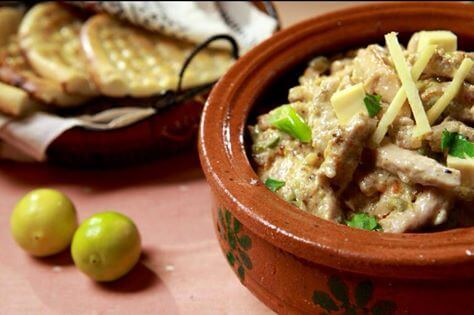 Chicken White Handi