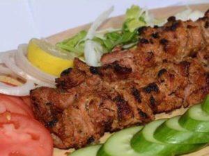 Homemade Beef Bihari Kabab