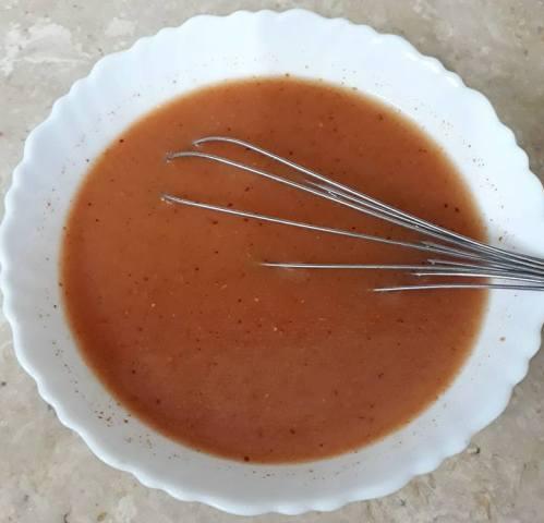 chicken Manchurian recipe with gravy