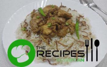 How to Make Chicken Tikka Pulao